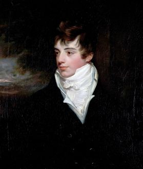 Portrait of Henry Kirkewhite, by John Hoppner