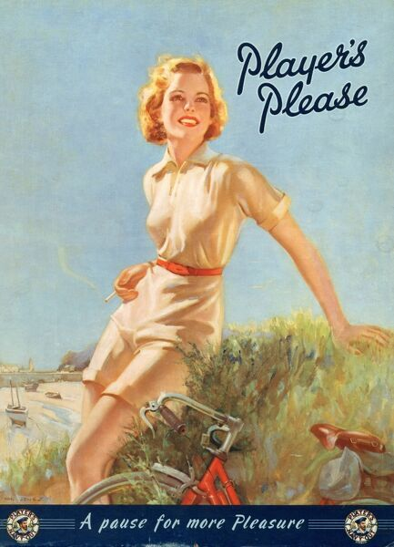 A pause for more pleasure, 1951