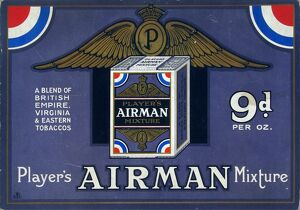Airman Mixture tobacco, 1925=26