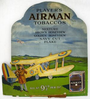 Airman tobaccos, 1926=28