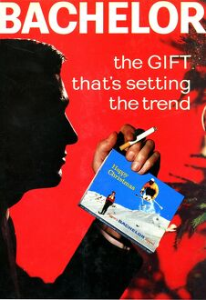 Bachelor, the gift that's setting the trend, 1961