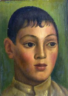 Head of a Boy - Mark Gertler