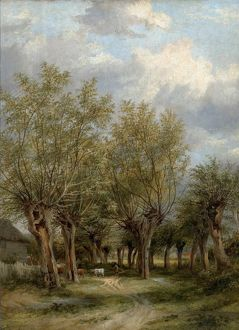 A Lane near Norwich, Norfolk - James Stark