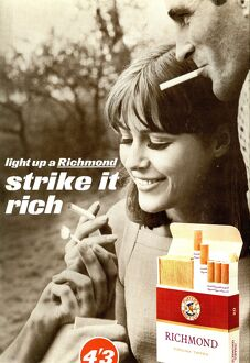 Light up a richmond strike it rich, 1965
