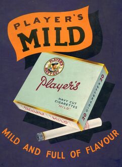 Mild and full of flavour, 1957=1958