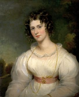 Miss Elizabeth Hoare (later Mrs J. Rawson Walker)