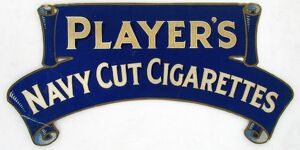 Navy Cut cigarettes, 1927