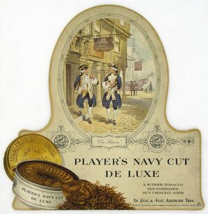 Navy Cut De Luxe, 1921