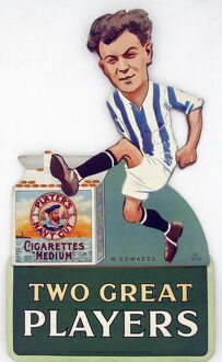 Navy Cut Medium Cigarettes, 1927