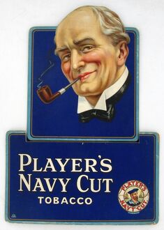 Navy Cut tobacco, 1924=25