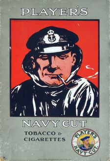 Navy Cut Tobacco and Cigarettes, 1924=26