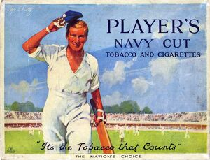 Navy Cut Tobacco and Cigarettes, 1927