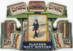 Navy Mixture tobacco, 1917=1921