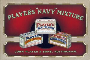 Navy Mixture tobacco, 1922=23