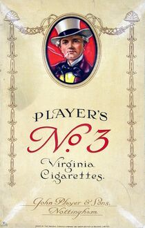 No. 3 cigarettes, 1921=22