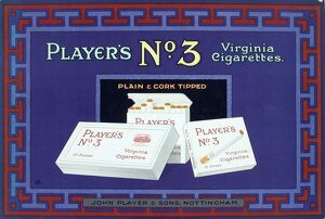 No. 3 cigarettes, 1924=26