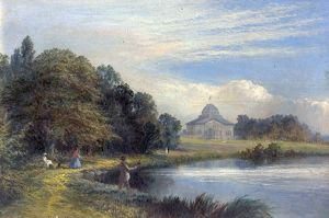 nuthall temple nottinghamshire alfred dawson