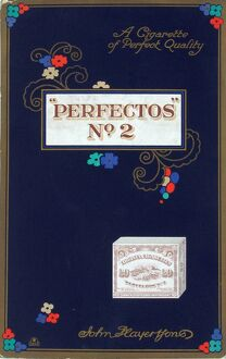 Perfectos No. 2 Cigarettes, 1926=27