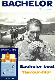 Player's Bachelor Tipped., 1960