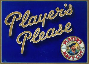 Player's Please, 1928