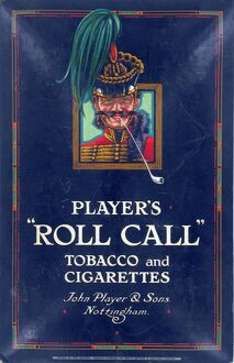 Roll Call Cigarettes and Tobacco, 1921