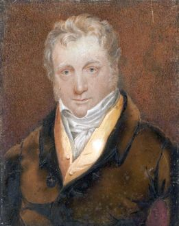 Thomas Paul Sandby, by George Lewis