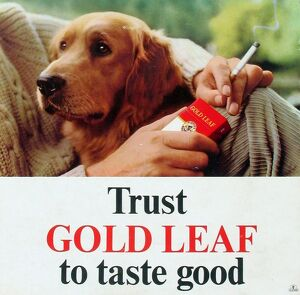 Trust Gold Leaf to taste good, 1967
